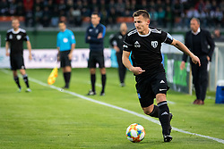 Klemen Sturm of NS Mura during football match between NŠ Mura and NK Maribor in semifinal Round of Pokal Telekom Slovenije 2018/19, on April 24, 2019 in Fazanerija, Murska Sobota, Slovenia. Photo by Blaž Weindorfer / Sportida