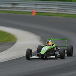 May 23, 2009; Lakeville, CT, USA; Blake Teeter races in the first Formula 2000 Championship Series race during the Memorial Day Road Racing Classic weekend at Lime Rock Park.
