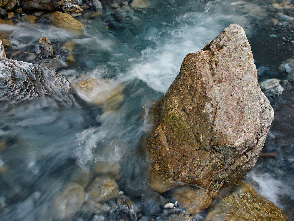 Switzerland - Upper Grindelwald glacier river