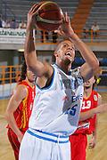 DESCRIZIONE : Gorizia U20 European Championship Men Qualifying Round Italy Spain <br /> GIOCATORE : Hackett <br /> SQUADRA : Italy <br /> EVENTO : Gorizia U20 European Championship Men Qualifying Round Italy Spain Campionato Europeo Maschile Under 20 Qualificazioni Italia Spagna <br /> GARA : Italy Spain <br /> DATA : 12/07/2007 <br /> CATEGORIA : Tiro <br /> SPORT : Pallacanestro <br /> AUTORE : Agenzia Ciamillo-Castoria/S.Silvestri <br /> Galleria : Europeo Under 20 <br /> Fotonotizia : Gorizia U20 European Championship Men Qualifying Round Italy Spain <br /> Predefinita :