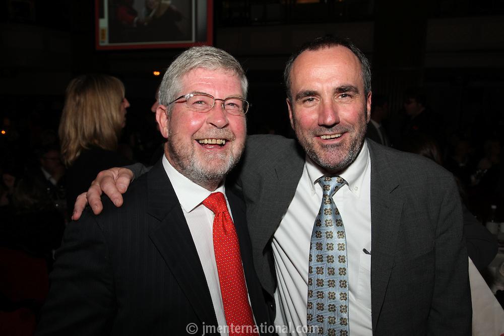 Brian McLaughlin and David Munns - MITs Chairman