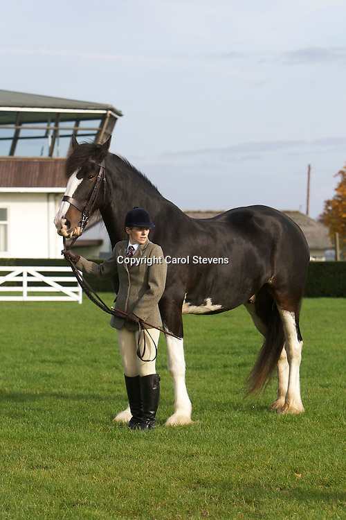 Jane Kirk and Gairloch Challenger<br />
