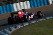 Circuito de Jerez, Spain : Formula One Pre-season Testing 2014. Jean-Eric Vergne (FRA), Toro Rosso-Renault