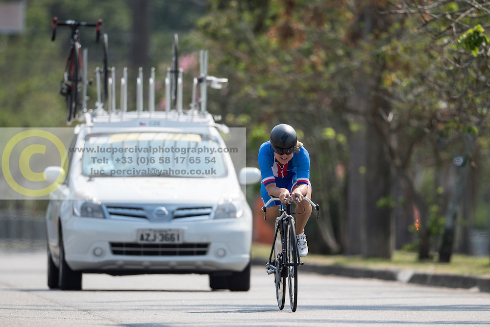 Cycling, Time-Trial at Rio 2016 Paralympic Games, Brazil