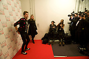 HENRY HOLLAND, The Elle Style Awards 2009, The Big Sky Studios, Caledonian Road. London. February 9 2009.  *** Local Caption *** -DO NOT ARCHIVE -Copyright Photograph by Dafydd Jones. 248 Clapham Rd. London SW9 0PZ. Tel 0207 820 0771. www.dafjones.com<br /> HENRY HOLLAND, The Elle Style Awards 2009, The Big Sky Studios, Caledonian Road. London. February 9 2009.