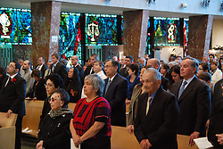 A moving funeral for community leader and philanthropist Arturo Velasquez was held at St. Rita of Cascia Shrine Chapel in Chicago. Born in 1915, Mr. Velasquez entered the US at age 8, parlaying good business sense and a generous heart into multimillion dollar family enterprises.