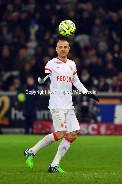 Dimitar BERBATOV  - 24.01.2015 - Lille / Monaco - 22eme journee de Ligue1<br />