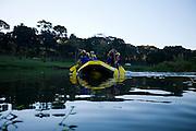 Extrema _ MG, Brasil..Rafting no Rio Paraguacu...The rafting of Paraguacu river...Foto: BRUNO MAGALHAES /  NITRO..