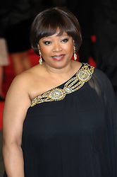 Dec. 5, 2013 - London, England - US Sales Only....December 5 2013, London....Zindzi Mandela arriving at the Royal film performance of 'Mandela: Long Walk to Freedom' at the Odeon Leicester Square on December 5 2013 in London  (Credit Image: © Famous/Ace Pictures/ZUMAPRESS.com)