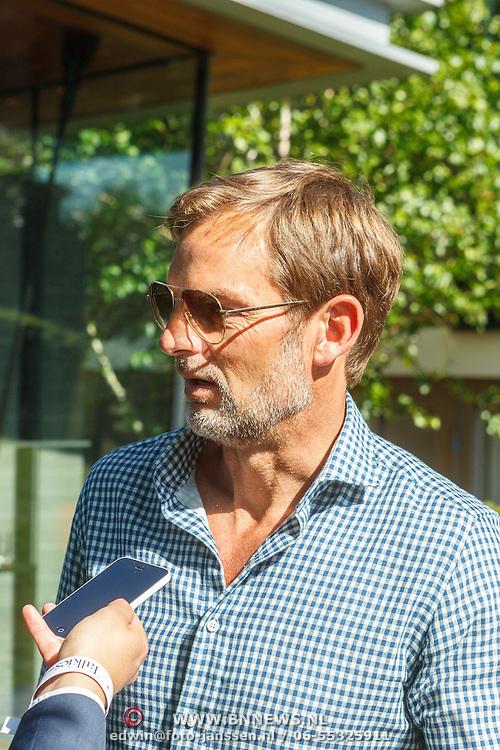 NLD/Amserdam/20150604 - Uitreiking Talkies Terras Award 2015 en onthulling cover, Ronald de Boer