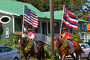 North Kohala Kamehameha Day Celebration, Hawi, Island of Hawaii
