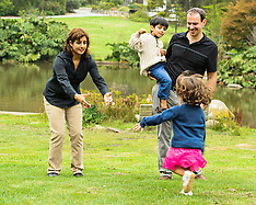 Fredericks Family Portraits | San Francisco Botanical Garden Golden Gate Park