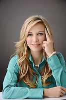 Studio style portraits for Rachel Everett . Photo by Delane Rouse/DC Corporate Headshots/Rouse Photography Group