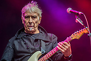 John Cale plays the Obelisk Stage - The 2017 Latitude Festival, Henham Park. Suffolk 16 July 2017