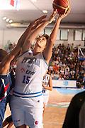 DESCRIZIONE : Chieti Italy Italia Eurobasket Women 2007 Italia Italy Francia France <br /> GIOCATORE : Dubravka Dacic <br /> SQUADRA : Nazionale Italia Donne Femminile EVENTO : Eurobasket Women 2007 Campionati Europei Donne 2007<br /> GARA : Italia Italy Francia France <br /> DATA : 26/09/2007 <br /> CATEGORIA : Tiro <br /> SPORT : Pallacanestro <br /> AUTORE : Agenzia Ciamillo-Castoria/E.Castoria Galleria : Eurobasket Women 2007 <br /> Fotonotizia : Chieti Italy Italia Eurobasket Women 2007 Italia Italy Francia France <br /> Predefinita :