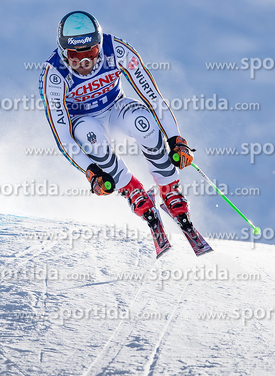 03.12.2016, Val d Isere, FRA, FIS Weltcup Ski Alpin, Val d Isere, Abfahrt, Herren, im Bild Andreas Sander (GER) // Andreas Sander of Germany in action during the race of men's Downhill of the Val d'Isere FIS Ski Alpine World Cup. Val d'Isere, France on 2016/12/03. EXPA Pictures © 2016, PhotoCredit: EXPA/ Johann Groder