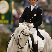 Ian Roberts (CAN) and Napalm at the Rolex Kentucky Three Day Event held in Lexington, Kentucky April 25 - 29, 2007.
