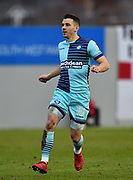 Matthew Bloomfield (10) of Wycombe Wanderers during the EFL Sky Bet League 2 match between Exeter City and Wycombe Wanderers at St James' Park, Exeter, England on 10 February 2018. Picture by Graham Hunt.