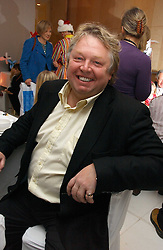 NICK FERRARI at the English National Ballet's Mad Hatters Tea Party at St.Martins Lane Hotel, St Martins Lane, London on 12th December 2006.<br />