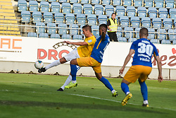 Luka Žinko of Bravo during football match between NK Celje and NK Bravo in 4th Round of Prva liga Telekom Slovenije 2019/20, on August 02, 2019 in Stadion Z'dezele, Celje, Slovenia. Photo by Milos Vujinovic / Sportida