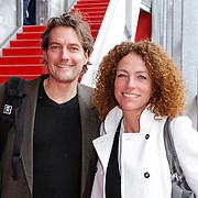 NLD/Hilversum/20120606 -Uitreiking Nipkowschrijf 2012, Antoinette Beumer en ?..