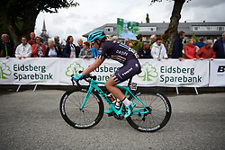 Anna Christian (GBR) at Ladies Tour of Norway 2018 Stage 1, a 127.7 km road race from Rakkestad to Mysen, Norway on August 17, 2018. Photo by Sean Robinson/velofocus.com