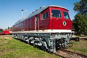 Eisenbahnmuseum des Thüringer Eisenbahnverein e.V., Weimar, Thüringen, Deutschland   railway museum, Weimar, Thuringia, Germany