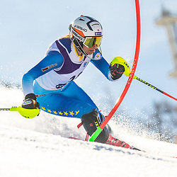 20190324: SLO, Alpine  Ski - Slovenian National Championship in Slalom at Krvavec