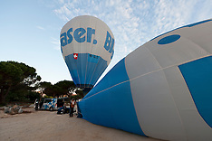 2010 Hot Air Balloon in Saint-Tropez