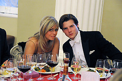 NICOLA ROBINSON and ANTOIN COMMANE at the 13th annual Russian Summer Ball held at the Banqueting House, Whitehall, London on 14th June 2008.<br /><br />NON EXCLUSIVE - WORLD RIGHTS
