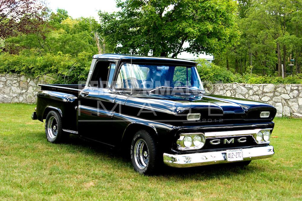 1960 GMC 1/2 Ton Pickup Truck