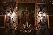 the blue room. Palace of Monaco   Le salon bleu du palais de Monaco  P0005216  L1559  R150/41