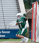 Duke defeats Dartmouth 18-10 at  Koskinen Stadium ,Durham NC.