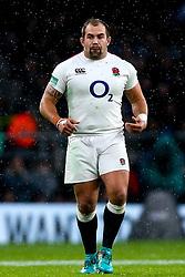 Ben Moon of England - Mandatory by-line: Robbie Stephenson/JMP - 10/11/2018 - RUGBY - Twickenham Stadium - London, England - England v New Zealand - Quilter Internationals