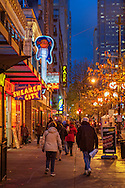 Pike Street, Seattle, WA