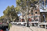Collioure Harbour, Cote Vermeille, Pyranees-Orientales, Languedoc-Rousillon, France
