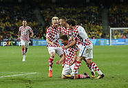 Ukraine v Croatia - 09 Oct 2017