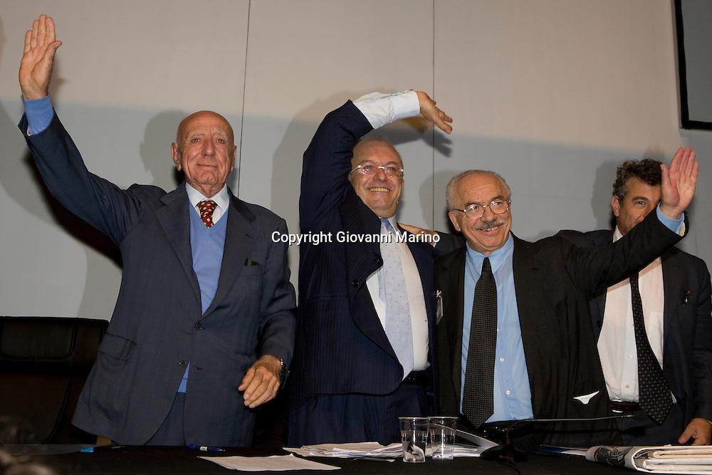 Roma 07/11/2008 - 1° Congresso La Destra.