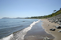 Killiney Beach, Dublin, Ireland