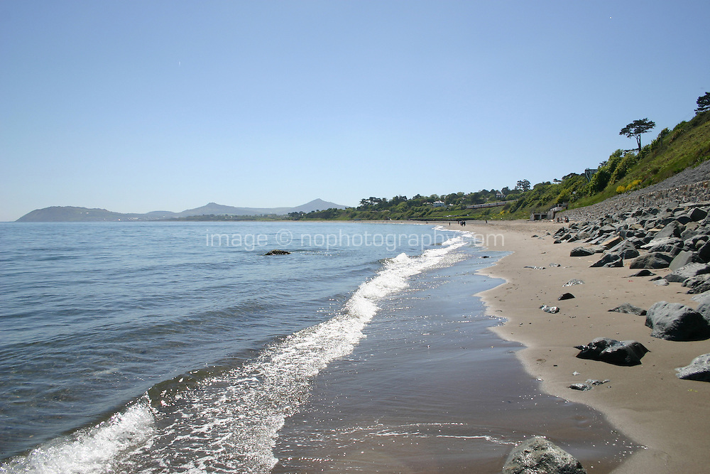 Killiney Beach, Dublin, Ireland