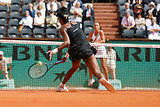 Roland Garros. Paris, France. June 1st 2007..3rd Round..Venus WILLIAMS against Jelena JANKOVIC