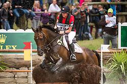 Karin Donckers, (BEL), Fletcha van t Verahof - Eventing Cross - Alltech FEI World Equestrian Games™ 2014 - Normandy, France.<br /> © Hippo Foto Team - Shannon Brinkmann<br /> 30/08/14
