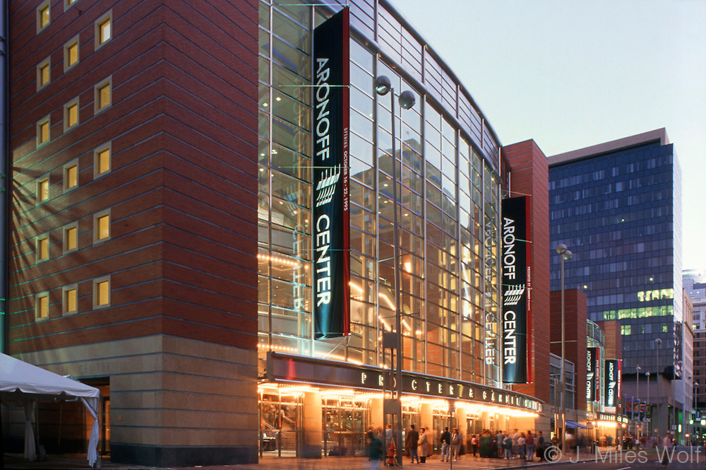 Aronoff Center Cincinnati Ohio
