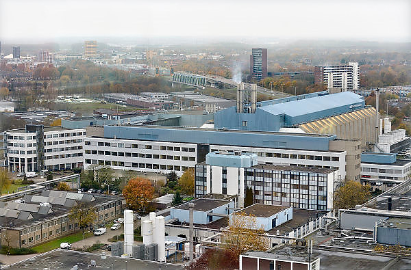 Nederland, Nijmegen, 19-11-2014NXP semiconductors. Fabriek. De kathedraal waar de chips, halfgeleiders, worden gemaakt.Foto: Flip Franssen/Hollandse Hoogte