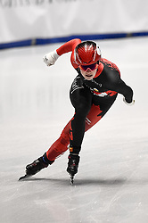 February 9, 2019 - Torino, Italia - Foto LaPresse/Nicolò Campo .9/02/2019 Torino (Italia) .Sport.ISU World Cup Short Track Torino - Ladies 500 meters Quarterfinals .Nella foto: Kim Boutin..Photo LaPresse/Nicolò Campo .February 9, 2019 Turin (Italy) .Sport.ISU World Cup Short Track Turin - Ladies 500 meters Quarterfinals.In the picture: Kim Boutin (Credit Image: © Nicolò Campo/Lapresse via ZUMA Press)