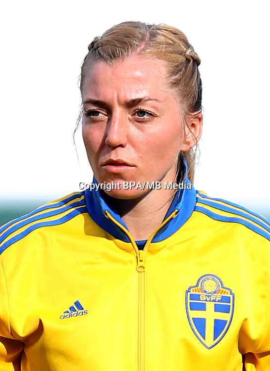 Fifa Woman's Tournament - Olympic Games Rio 2016 -  <br /> Sweden National Team - <br /> Linda Sembrant