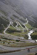 Cycling Stelvio Pass - Italy