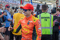 June 9, 2018 - Fort Worth, Texas, U.S - Andretti Autosport driver Zach Veach (26) of United States in action during the DXC Technology 600 race at Texas Motor Speedway in Fort Worth,Texas. (Credit Image: © Dan Wozniak via ZUMA Wire)