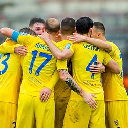 20181125: SLO, Football - Prva liga Telekom Slovenije, Triglav Kranj vs Domzale