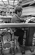 Tessuti e Tappezzeria fondato dai coniugi Giorgi e Febbi nel 1784, attuali proprietari i diretti discendenti Michele Magonda e Maria De Domenico, vanta tra i clienti Valentino e Armani, politici ed esponenti della nobiltà romana